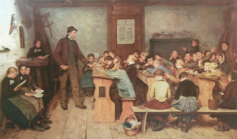 la fin de l ancien r gime scolaire 1800 1879. Black Bedroom Furniture Sets. Home Design Ideas